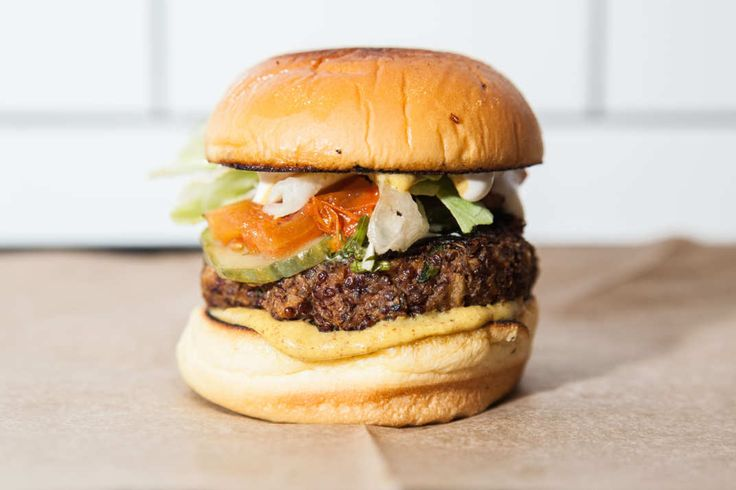 From vegan restaurants to newfangled burger stands, here's where to get the best meat-bomb alternatives.