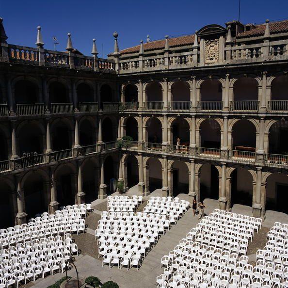 876. University and Historic Precinct of Alcalá de Henares (1998) in Alcalá de Henares, Madrid
