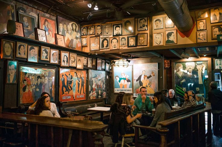 The story (or at least a few of them) on Chicago's quintessential bar.