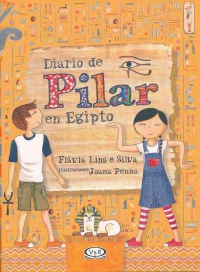 Diario de Pilar en Egipto / Pilar's Diary in Egypt
