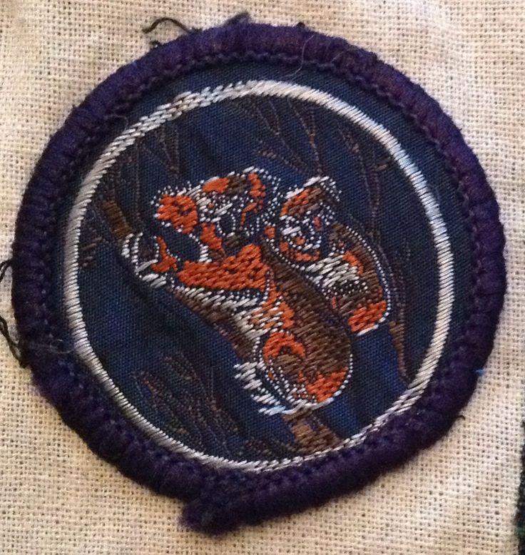 Patrol badge, Australian Guides 1984