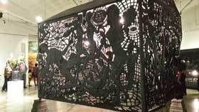 10 Karya Seni Instalasi Terunik 2013