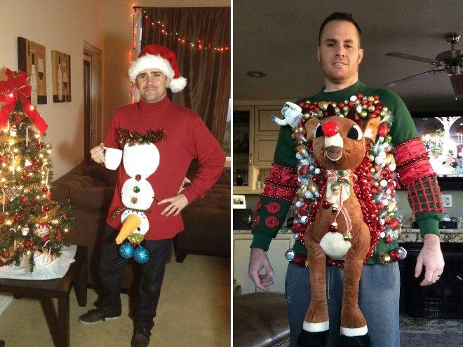 Worlds Ugliest Christmas Sweaters Pics Pinte