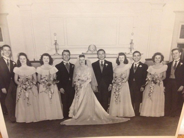 Arthur Gray Original Iconic Clevland Ohio WPA Era Original Wedding Photograph | eBay