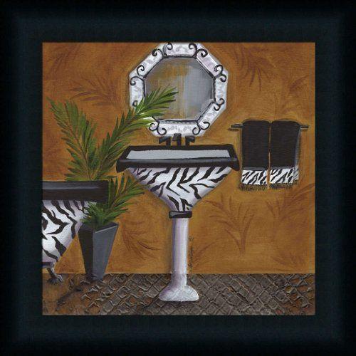 Best 25 zebra print bathroom ideas only on pinterest for Bathroom ideas zebra print