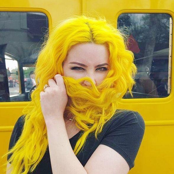 Cartoon Characters Yellow Hair : Best yellow hair dye ideas on pinterest