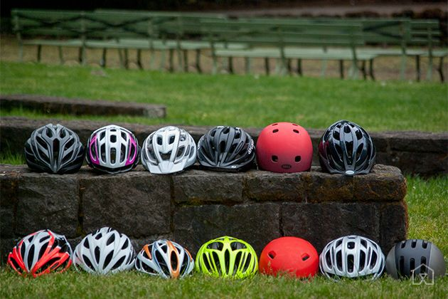 The Best Bike Helmet for Commuters | The Specialized Echelon, available for men and women (under the Aspire moniker), is the best commuter helmet. It looks good, fits comfortably, breathes well, and won't break the bank.