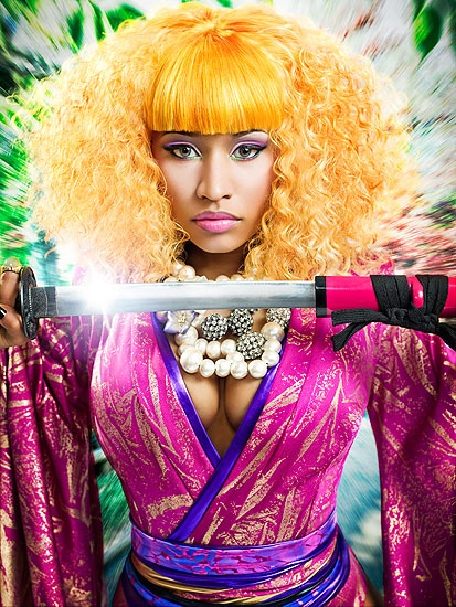 Nicki Minaj by Howard Huang
