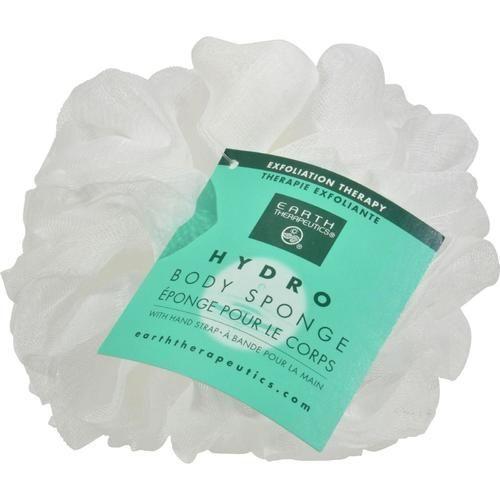 Earth Therapeutics Hydro Body Sponge With Strap - 0694661