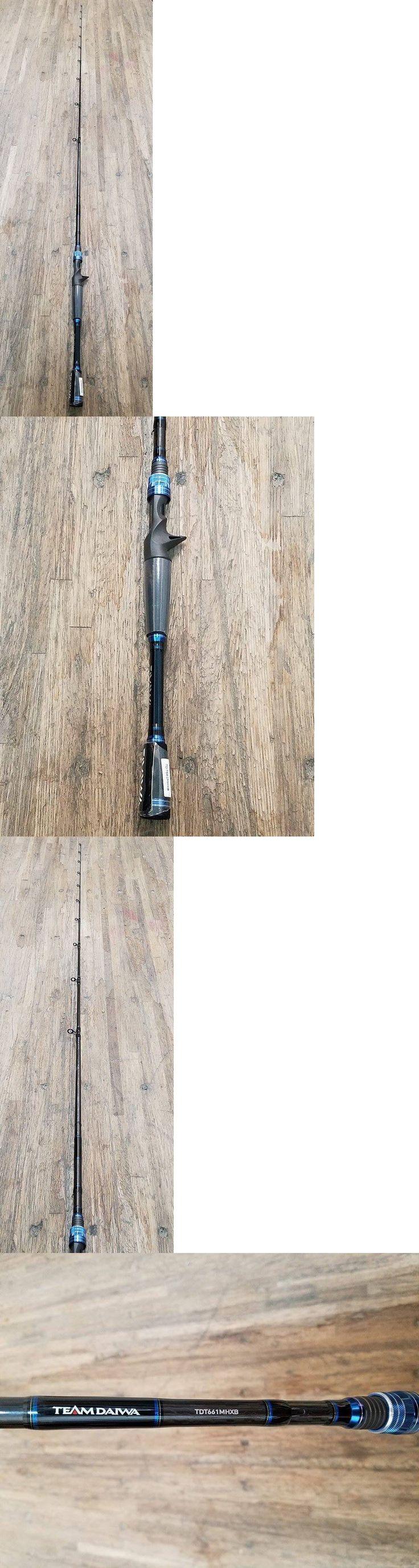 Casting Rods 36149: Team Daiwa 6 6 Medium Heavy Casting Rod (Tdt661mhxb) [[Originally $69.99]] -> BUY IT NOW ONLY: $49.99 on eBay!