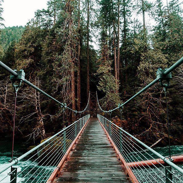 Staircase Trail at Lake Cushman, Washington | ryanlongnecker
