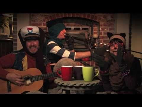 ▶ De wol is warm - De winter van Kapitein Winokio (boek+cd) - YouTube