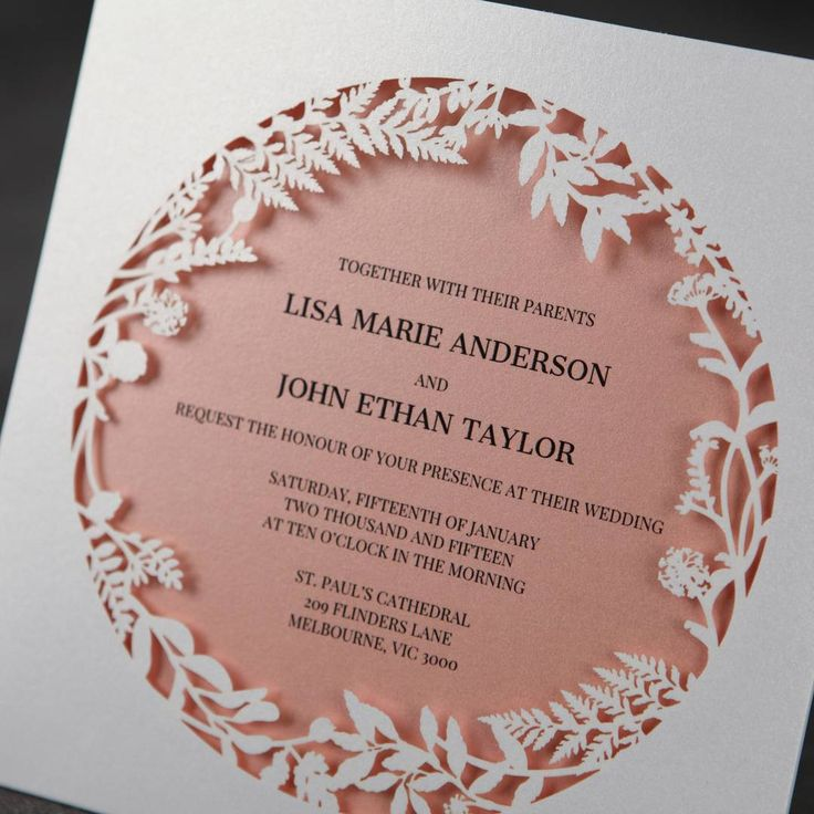 best wedding card manufacturers in delhi%0A     China invitation embellishments Suppliers  Elegant Flower Circle Leaves  Laser Cut Wedding Invitations Customized Wedding Card Best Quality DHL  Shipping