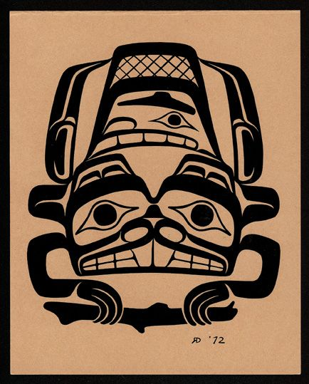 1000 images about haida tattoos on pinterest people art totems and west coast. Black Bedroom Furniture Sets. Home Design Ideas