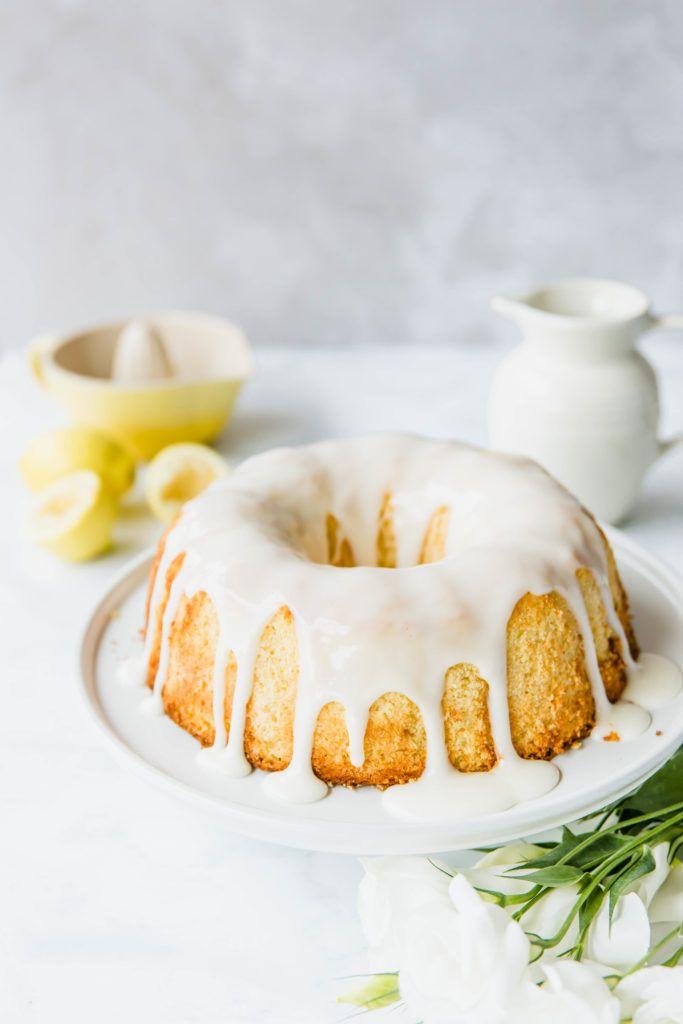 Simple Buttermilk Lemon Bundt Cake Rezept Kostliche Desserts Lecker Nachspeise