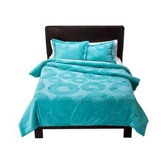 She loves this: Plush Comforter, Girls Bedrooms, Color, Bedspreads, Beds Spreads, Comforter Sets, Girls Rooms, Bedrooms Ideas, Mobile