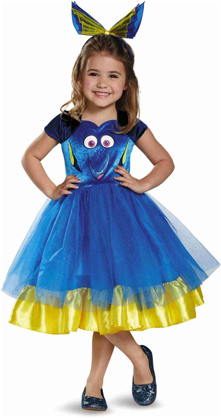 buy the disneys finding dory toddler dory tutu deluxe costume - Where To Buy Toddler Halloween Costumes