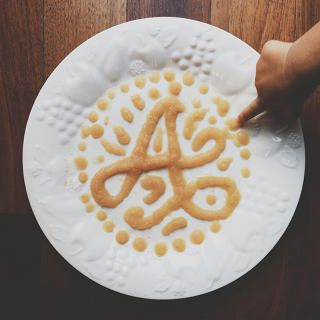 Designer Dad Teaches His 2-Year-Old Daughter About Typography With Edible ABCs | Co.Design | business + innovation + design