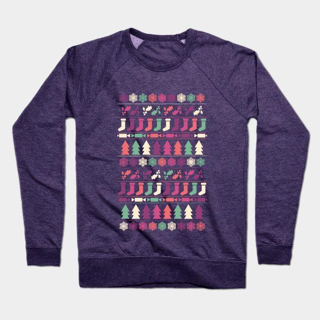 Christmas Sweater by fimbis   __________________  Xmas, christmas sweater, festive, pattern, wrap up warm, winter, happy holidays,
