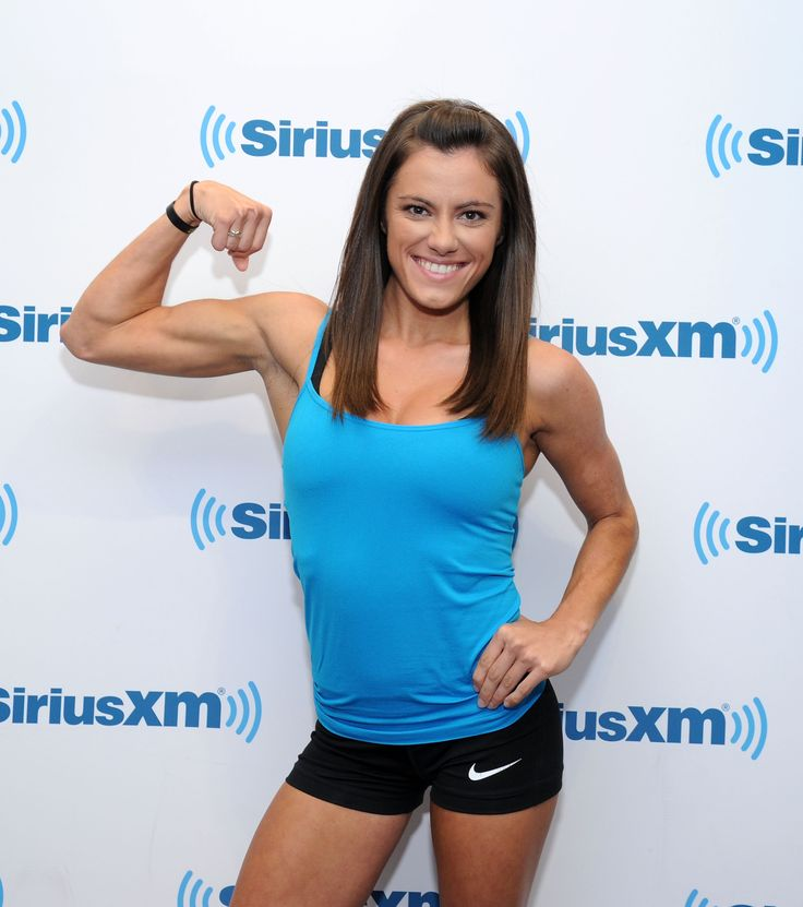 Train Like a Badass: American Ninja Warrior Kacy Catanzaro's Workout Tips Love that she only uses body weight, that's what I'm doing...