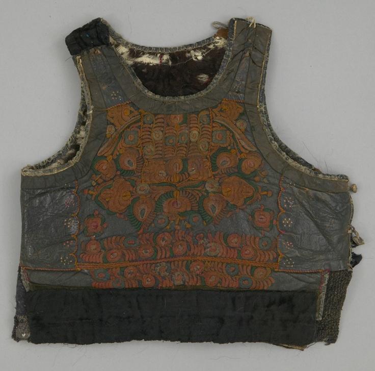 Hungary, Borsod-Abaúj-Zemplén; I have a vest that's very similar.