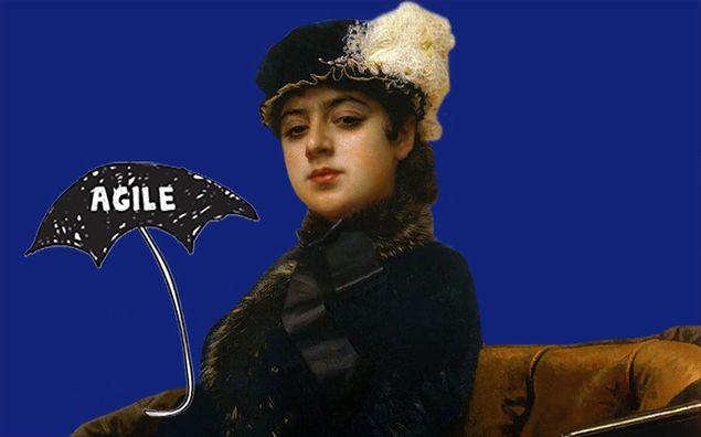 Как перейти на Agile на примерах русских художников