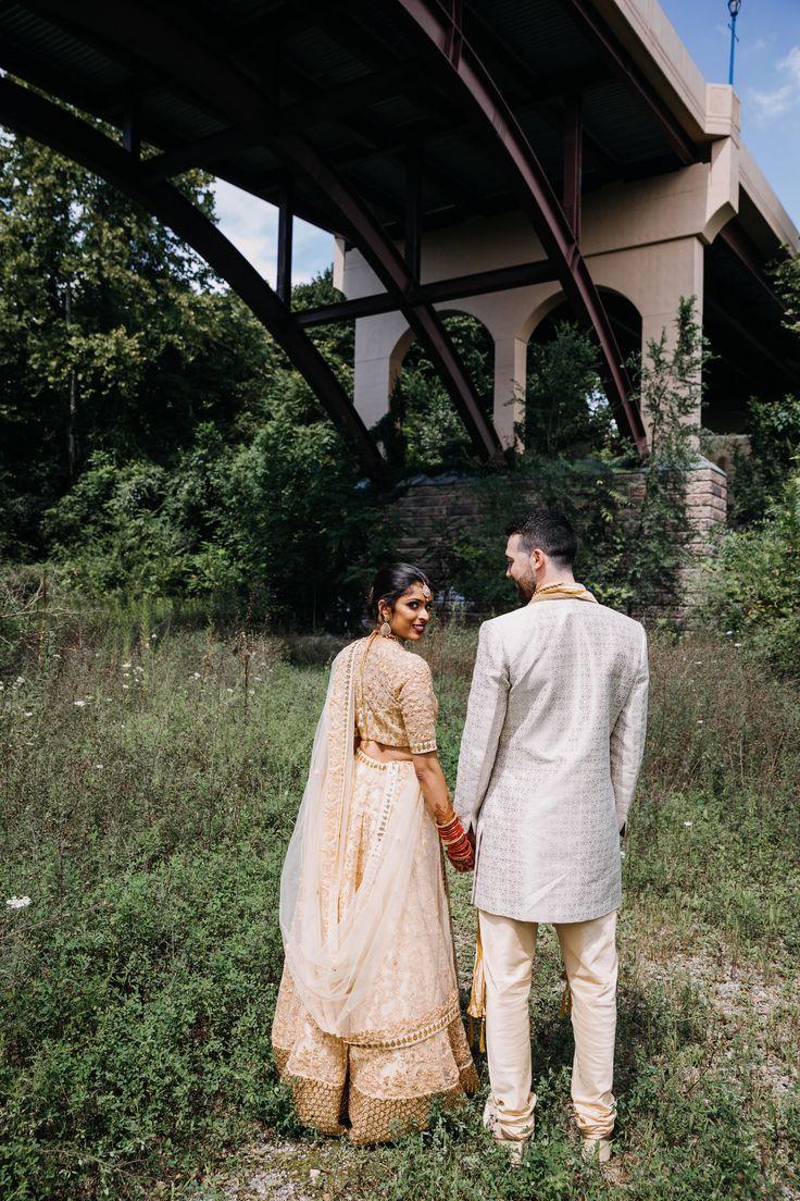 Nidhi + Joe Phoenixville Foundry Wedding Pa — Love Me