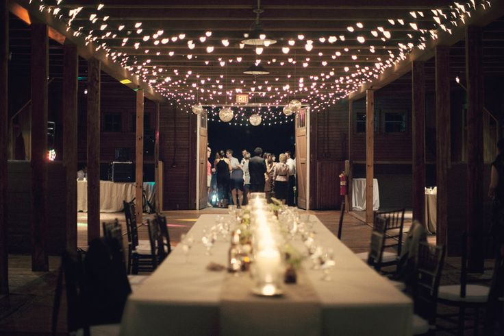 Fairy Lights Indoors Engagement Party Like The Idea Of