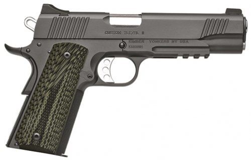 Kimber Custom TLE/RL II 10mm 7rdLoading that magazine is a pain! Get your Magazine speedloader today! http://www.amazon.com/shops/raeind