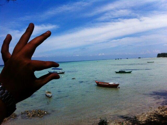 Humpz at Pari Island,Indonesia