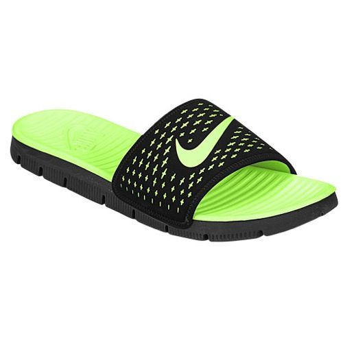 nike slides for men | Nike Celso Motion Slide - Men's - Casual - Shoes - Black/Black ...