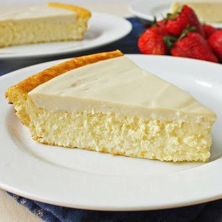 OMG! I already pinned this once, but I just made it and it was phenomenal!   BinomialBaker: Gluten Free Cheesecake