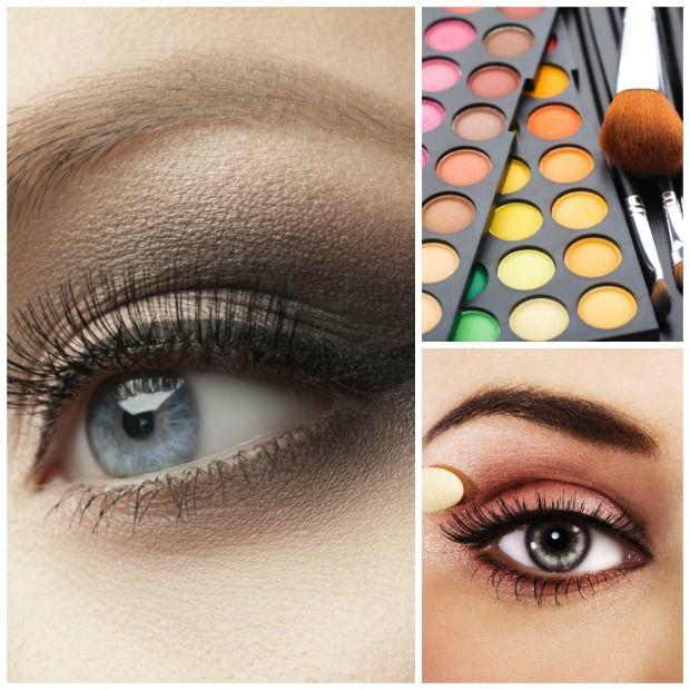 Zaostrené na očné tiene - KAMzaKRÁSOU.sk #kamzakrasou #krasa #love #beauty #make-up #mekeup #hair #hairstyle #eyes #tutorials