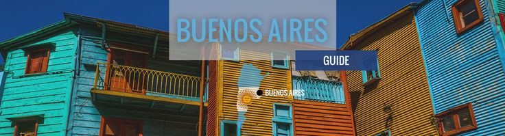 Reiseguide til Buenos Aires