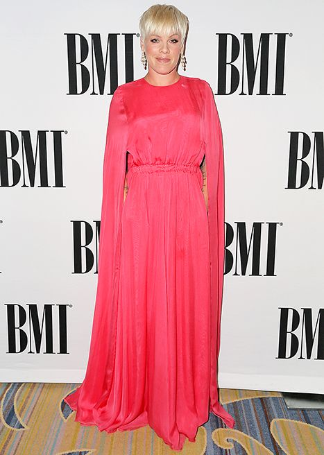 """Pink Hits Back at Body-Shamers: """"I Don't Take Well to Bullying"""" - Us Weekly"""