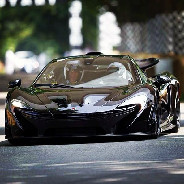 McLaren P-1