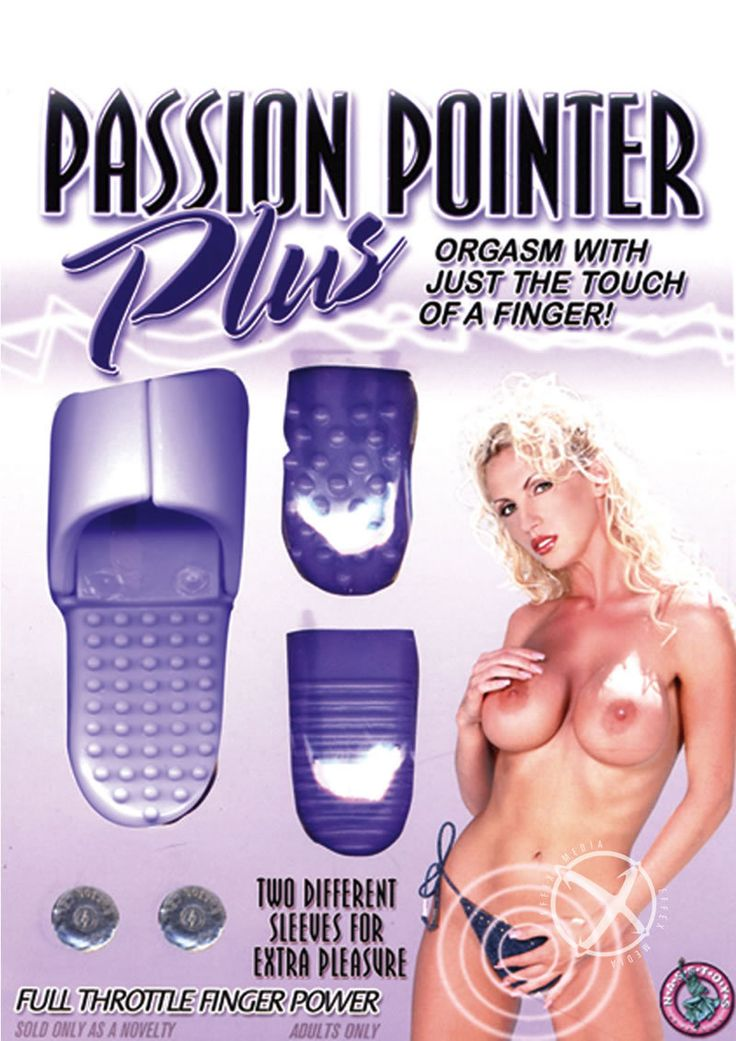 Buy Passion Pointer Plus Finger Vibe With Sleeves Lavender online cheap. SALE! $24.99