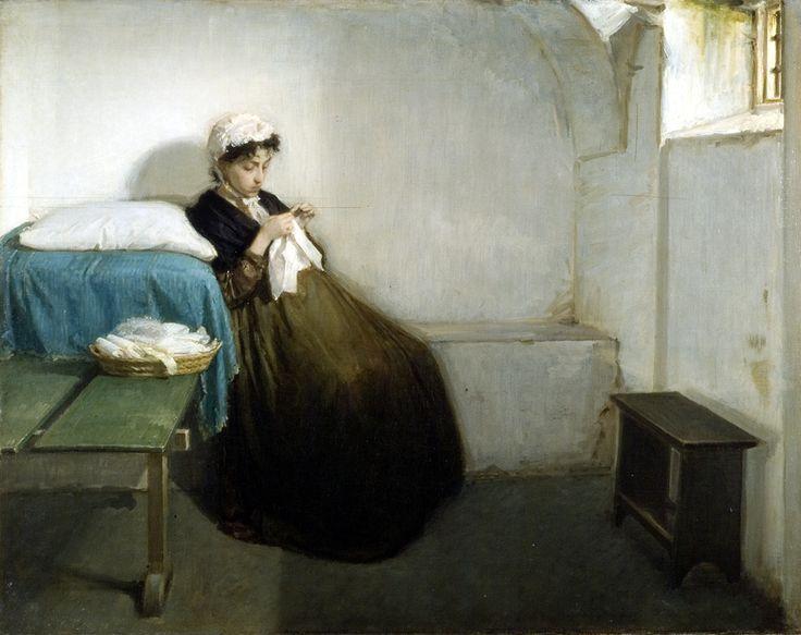 Gioacchino Toma, Luisa Sanfelice in carcere, 1874 - 1875