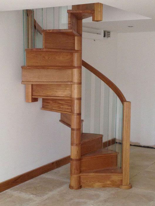 Best Wooden Spiral Staircases – British Spirals Castings 400 x 300