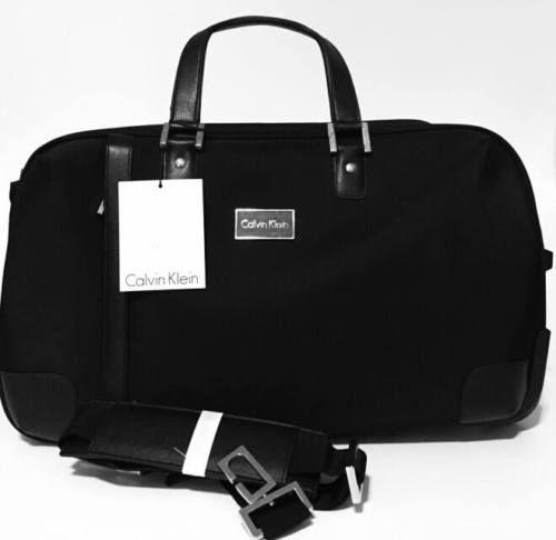 #handbags #bestprice #borse #donna #superprezzi #saldi #sale #borsescontate #calvinklein  bag-borsa-CALVIN-KLEIN-borsone-viaggio-sport-tempo-libero-vacanze-tessuto-nero