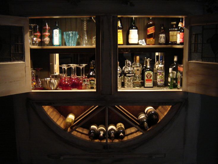 wall mounted liquor cabi ideas home design and decor liquor