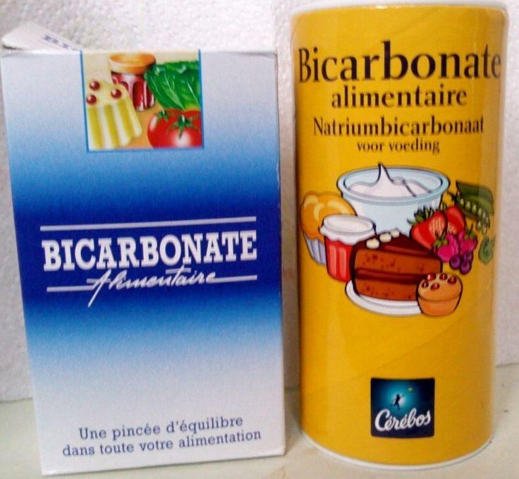 Les 25 meilleures id es de la cat gorie compos chimique sur pinterest biafine produits - Bicarbonate de sodium ou soude ...