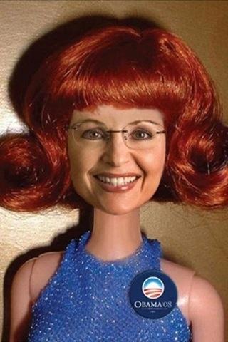Barbie Palin: Bats Shit
