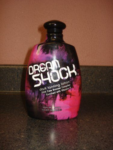 2009 Dream Shock 5xdark DHA Free Bronzer Complex W/vitamin D 13.5oz by Designer Skin. Save 76 Off!. $19.98. NonDHA Bronzer. Silicone Emulsion. Dark Tanning Lotion with Extreme Color Enhancement for Immediate Results DHA Alternative Bronzer.. New 13.5 oz bottle. Tan Enhancer. SQUEEZE 2009 Dream Shock Dark DHA FREE Bronzer Complex w/Vitamin D 13.5z  extreme tanning optimizers 5x tyrosine - produces melanin and increases melanin growth  dha free bronzing complex  rich moisturize...