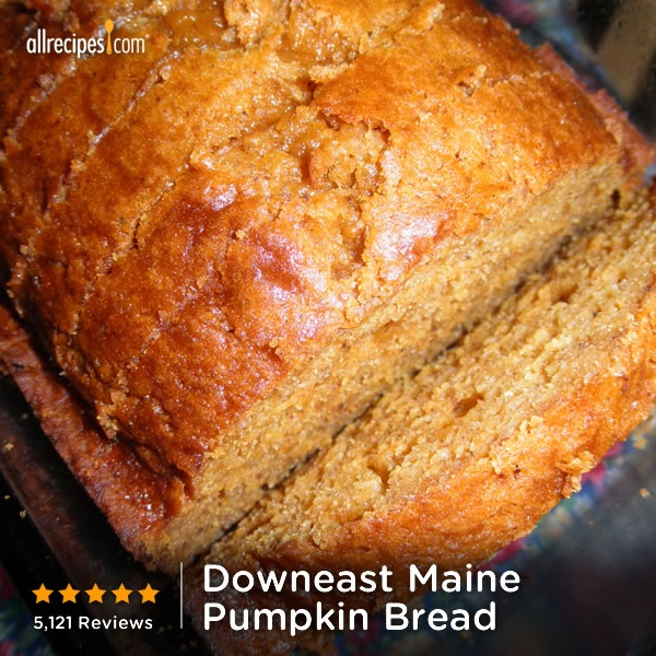 best quality headphones 5075 reviews  ready in 65 minutes  Downeast Maine Pumpkin Bread  Repin for your pumpkin cravings httpallrecipescomvideo678downeastmain