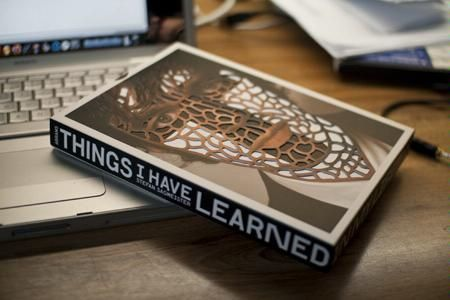 Things I have learned in my life so far by Stefan Sagmeister, Daniel Nettle, Steven Heller and Nancy Spector