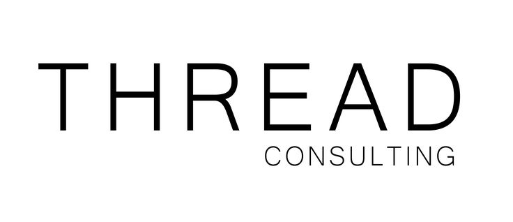 Thread Consulting | Logo, business card design, website and photoshoot. www.threadconsulting.co.za