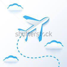 Výsledek obrázku pro letadlo z papíru