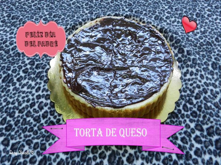 Torta de Queso Crema / Cheesecake :)