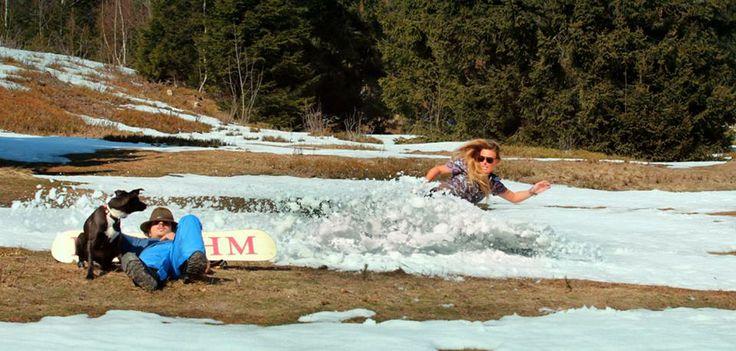 TRAGA DUO & No Snow Winter! http://issuu.com/gabrielacinkova/docs/no_snow_winter